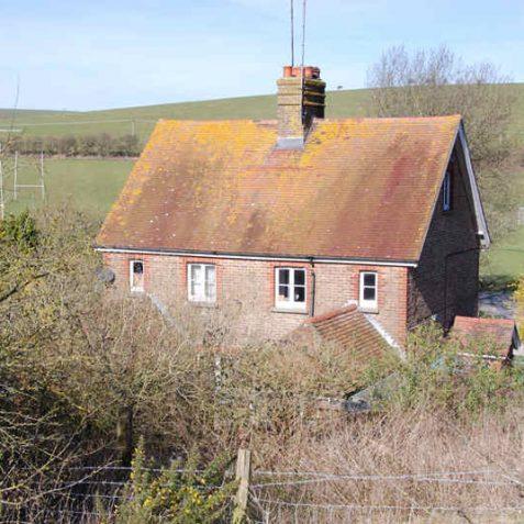 Farm cottages   Photo by Tony Mould