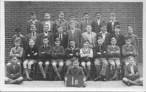 Class photo 1B 1951/2
