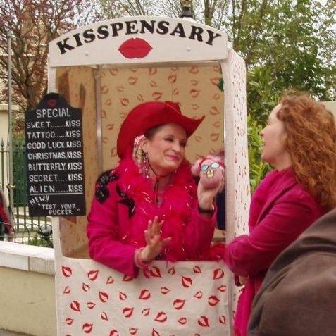 Kisspensary | Photo by Tony Mould