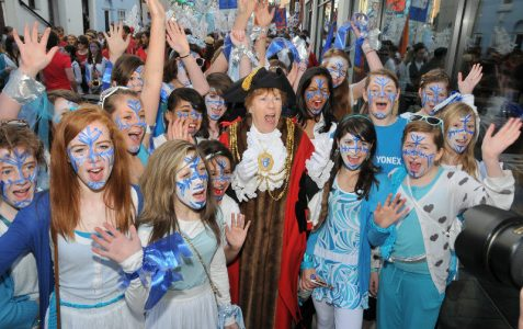 Brighton Festival Children's Parade 2010