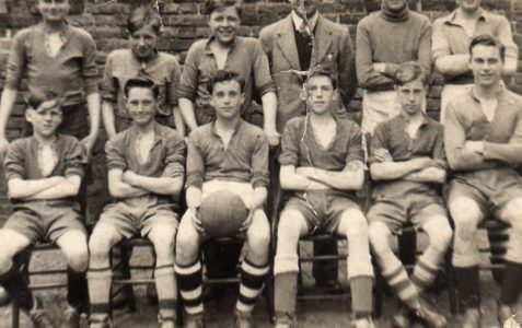 2nd X1 Football team 1950/1951