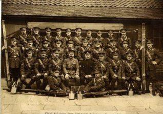 Brighton Division 1915   Photo copyright of St John Ambulance