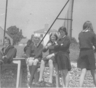Pupil group   From the personal collection of Jozef Kis