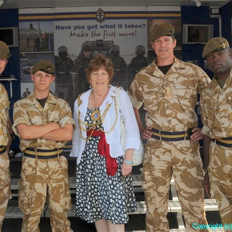 Armed Forces Day 2009 | Photo by Tony Mould