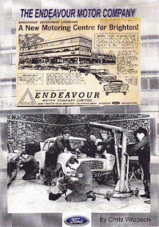 Endeavour Motor Company history | ©Christopher Wrapson