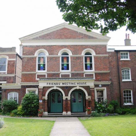 Friends Meeting House   Photo by Tony Mould