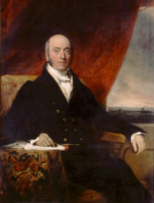 Captain Samuel Brown: 1776-1852 | Reproduced courtesy of  Royal Pavilion, Libraries & Museums, Brighton & Hove