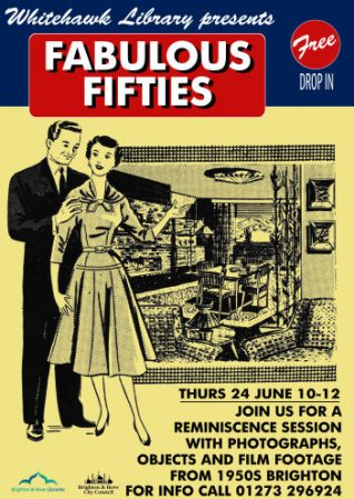 The Fabulous Fifties Reminiscence