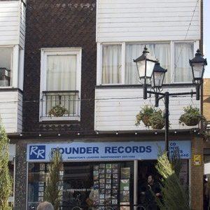 Fine Records, 19 Brighton Square