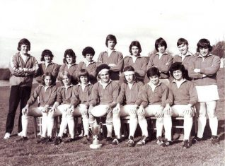 Rugby team | From the personal collection of Jozef Kis
