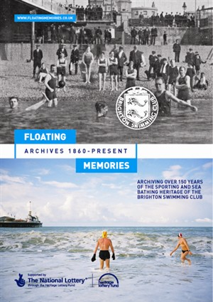 Brighton Swimming Club Floating Memories | From the private collection of Paul Farrington
