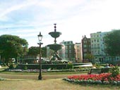 Photograph of the Fountain, Grand Parade, Brighton