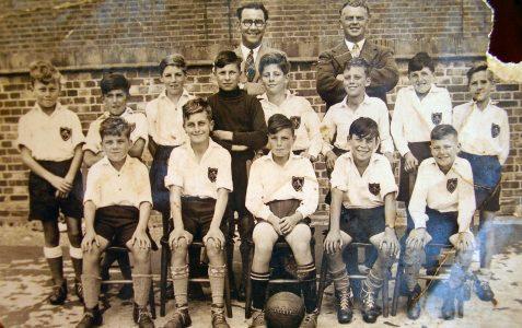Football team 1949/50