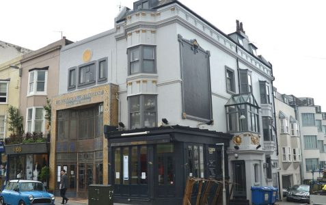 Freemasons Tavern: Grade II