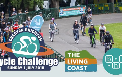 Brighton Housing Trust's Greater Brighton Cycle Challenge