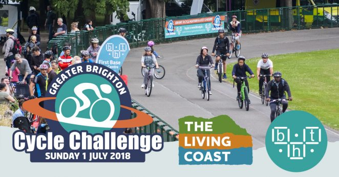 BHT Cycle Challenge - click to open a larger version in a new window | Brighton Housing Trust