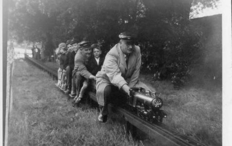 A short history of the miniature railway