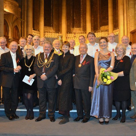 Aids Memorial Concert 2012 | Photo by Tony Mould