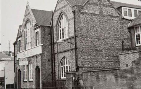 St Andrew's School:Hove