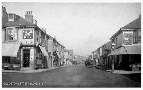 Goldstone Street
