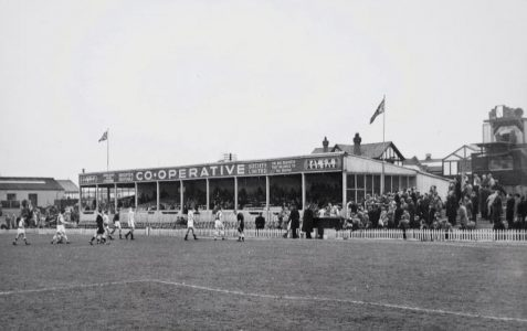 Goldstone Ground