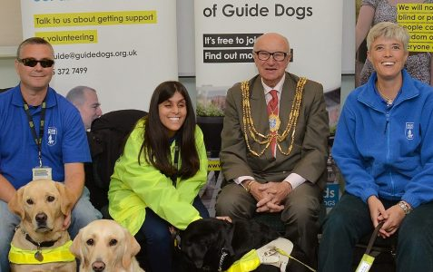 Guide dogs and Brighton & Hove buses