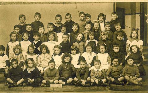 Class Photo c. 1920