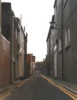Photo of Orange Row