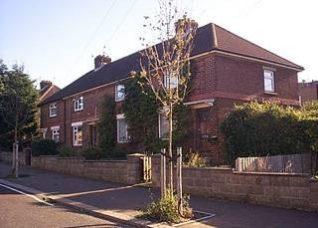 6, Godwin Road in 2002