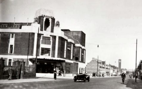 Granada Cinema, Portland Road