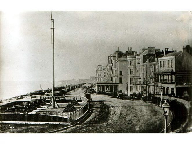 19th century view | Image reproduced with permission from Brighton History Centre