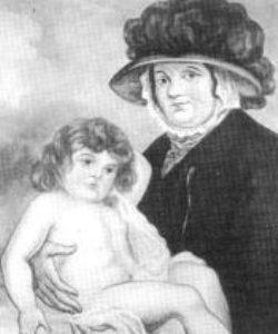 Martha Gunn: Famous dipper
