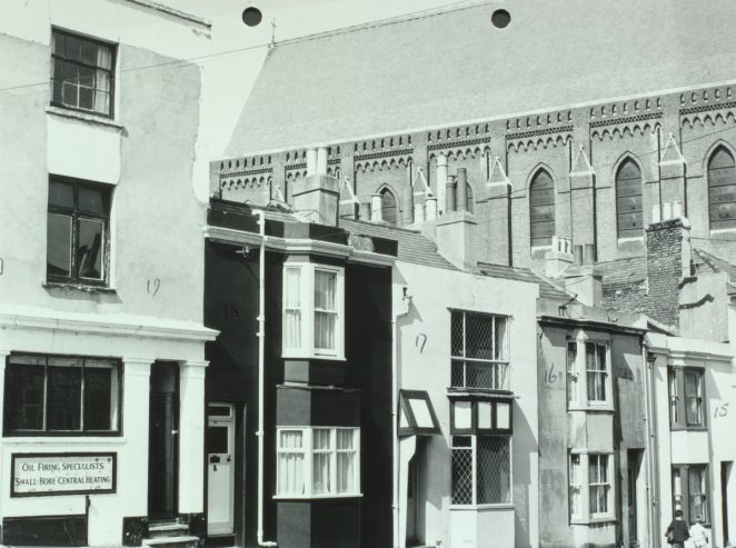 Do you remember these houses? | Royal Pavilion and Museums Brighton