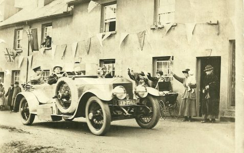 HRH Prince of Wales: Patcham 1921