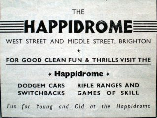 The Happidrome | Trevor Chepstow
