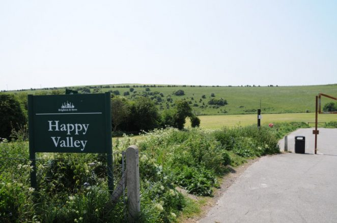Happy Valley | ©Tony Mould: all images copyrighted