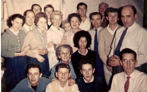 Harrimonds 1962 - recognise anyone here?