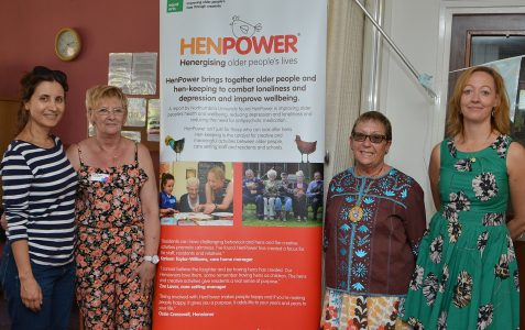 HenPower for seniors