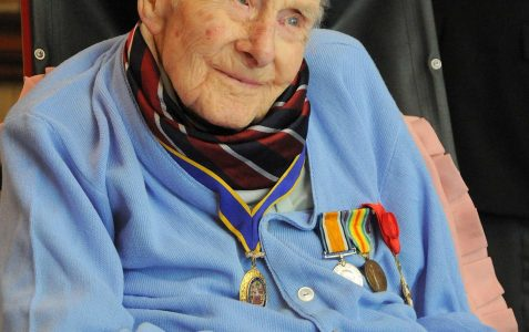 Henry Allingham: oldest surviving veteran of The Great War