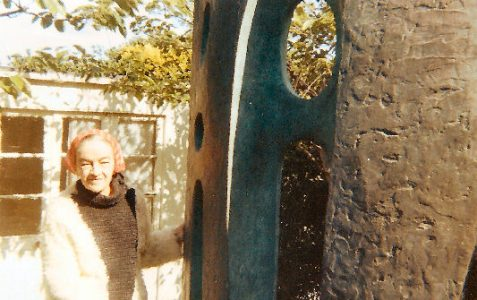 Cornwall trip 1966 - Barbara Hepworth