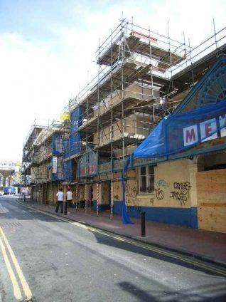 Exterior of the Hippodrome Theatre | Brighton and Hove City Council