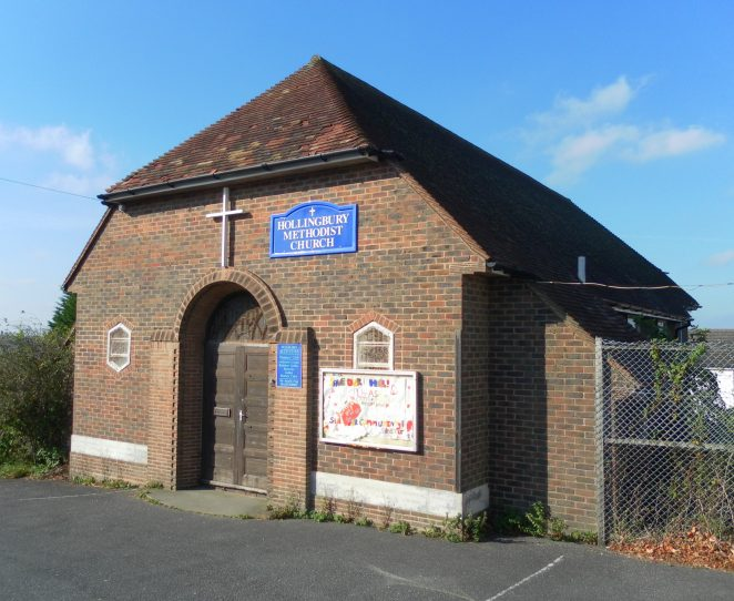 Hollingbury Methodist Church | The Voice of Hassocks: Creative Commons