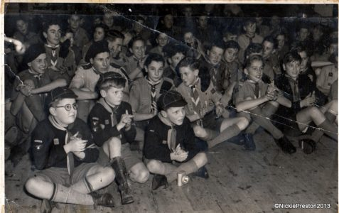 5th Hove Cubs c1950s
