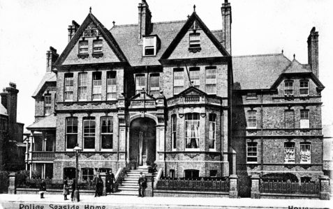 Convalescent Police Seaside Home 1890/1988: Part 2