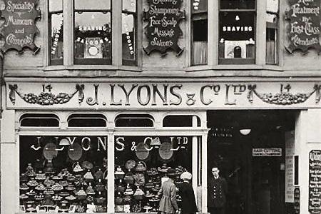 Lyon's Corner Houses