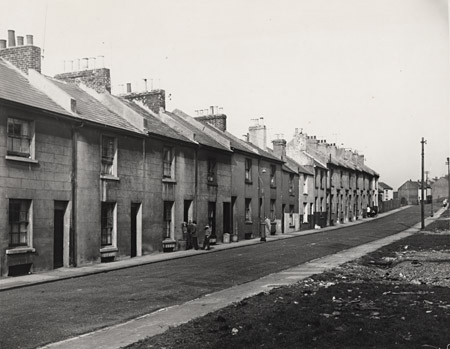 Cambridge Street   Reproduced courtesy of Royal Pavilion, Libraries & Museums, Brighton & Hove