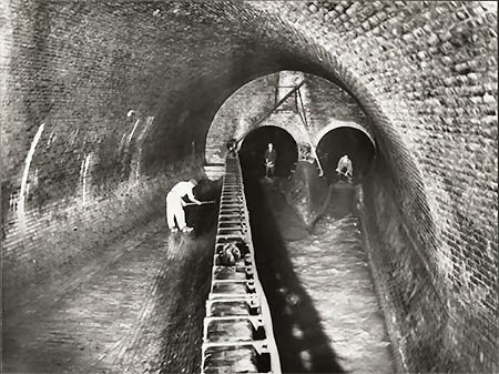 Brighton sewers | Royal Pavilion and Museums Brighton and Hove