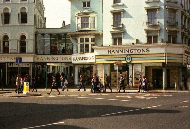 Hannington's East Street frontage | Royal Pavilion and Museums: Brighton and Hove