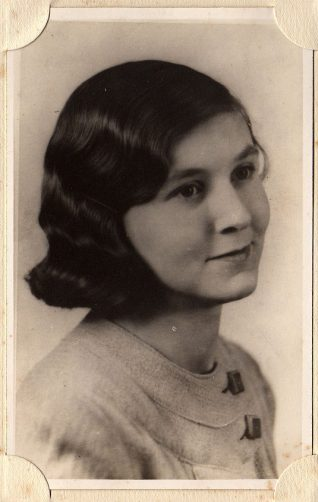 Hilda Holden, c1936 | Contributed to Letter in the Attic by Pamela Platt