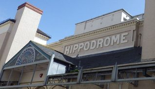 The Hippodrome Middle Street | From the private collection of Jennifer Drury